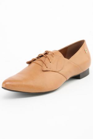 Туфли CRISTOFOLI. Цвет: бежевый