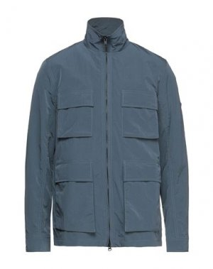 Куртка ELVINE. Цвет: грифельно-синий