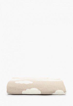 Одеяло детское NPL Nipperland. Цвет: бежевый