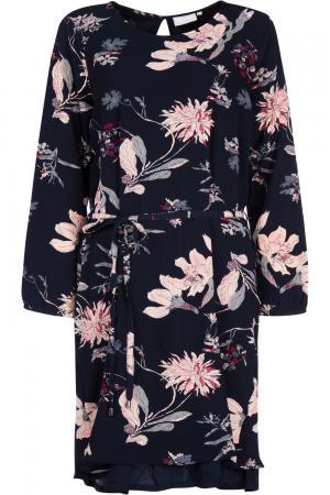 Платье с цветочным принтом Kaffe