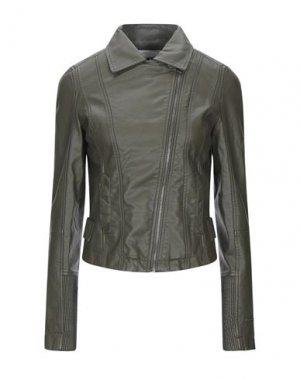 Куртка GARCIA. Цвет: зеленый-милитари
