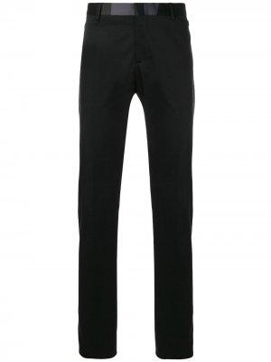 Классические брюки Etro. Цвет: черный