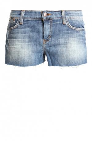 Шорты джинсовые Joes Jeans Joe's. Цвет: синий
