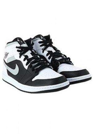 Кроссовки Air Jordan 1 MID. Цвет: черный