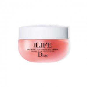 Маска для сияния кожи Hydra Life Glow Better Dior. Цвет: бесцветный