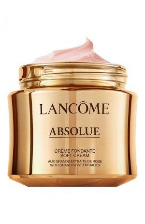 Восстанавливающий крем для сияния кожи с тающей текстурой Lancome. Цвет: бесцветный