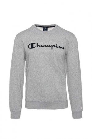 Свитшот Legacy Crewneck Champion. Цвет: серый
