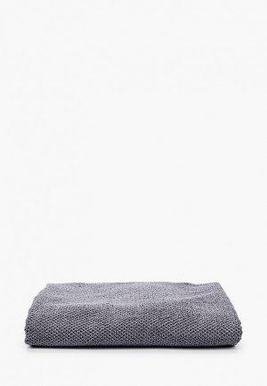 Полотенце TYR LARGE HYPER-DRY SPORT TOWEL. Цвет: серый