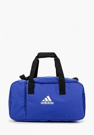 Сумка спортивная adidas TIRO DU S. Цвет: синий
