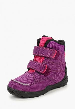 Ботинки Kamik. Цвет: розовый