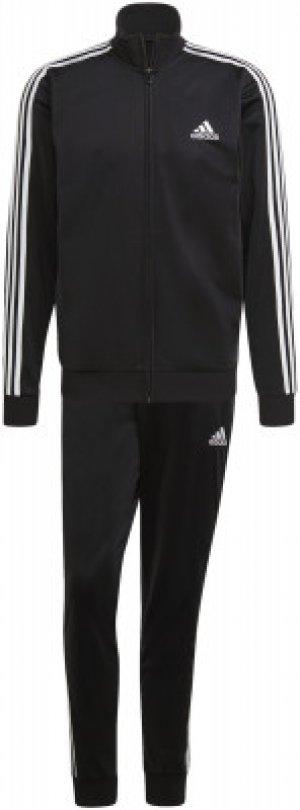 Костюм мужской adidas Essentials, размер 60-62. Цвет: черный