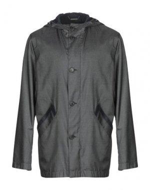 Куртка CORTIGIANI. Цвет: свинцово-серый