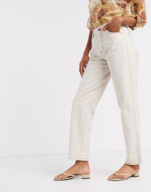 Светло-бежевые джинсы InWear-Бежевый In Wear