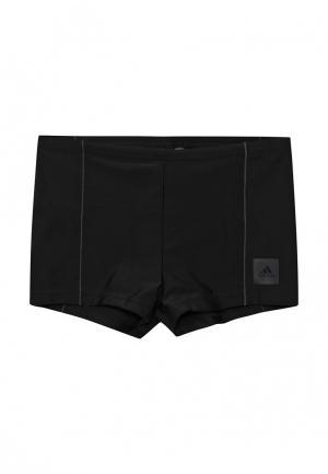 Плавки adidas INF ECS BX. Цвет: черный