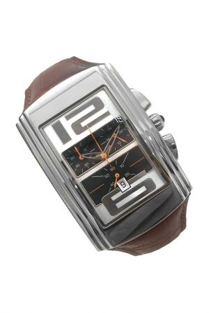 Watch Chronotech. Цвет: silver, black, red