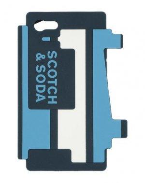 Чехол SCOTCH & SODA. Цвет: синий