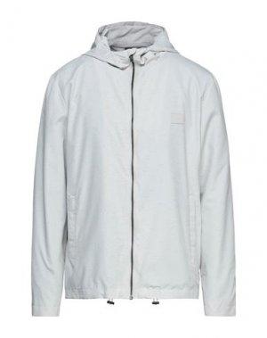 Куртка ELVINE. Цвет: светло-серый