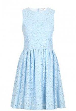 Платье BLUGIRL. Цвет: голубой