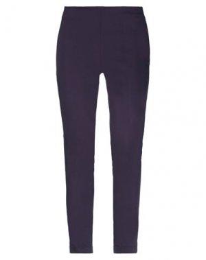 Повседневные брюки COMPAGNIA ITALIANA. Цвет: темно-фиолетовый