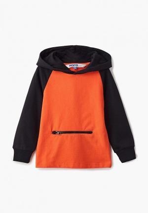 Худи Modis. Цвет: оранжевый