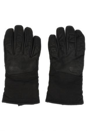 Перчатки THE NORTH FACE. Цвет: черный