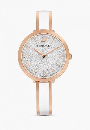 Часы Swarovski® Crystalline Delight. Цвет: белый