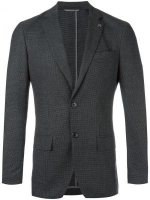 Two button blazer Michael Kors. Цвет: серый