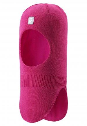 Шапка-шлем Starrie Розовая Reima. Цвет: розовый