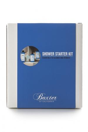 Набор для душа Shower Starter Kit Baxter of California. Цвет: без цвета