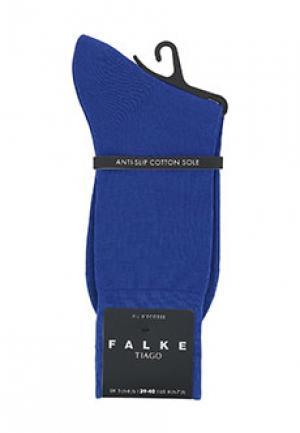 Носки FALKE. Цвет: голубой