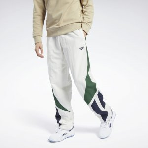 Спортивные брюки Classics Twin Vector Reebok. Цвет: chalk / utility green
