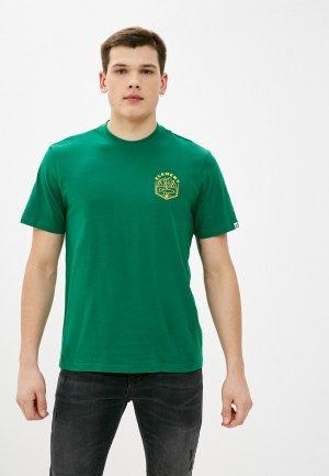 Футболка Element SORA SS. Цвет: зеленый