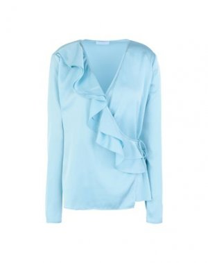 Pубашка 2ND DAY. Цвет: небесно-голубой