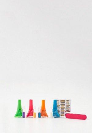 Набор для творчества Lukky. Цвет: разноцветный