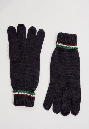 Перчатки Aeronautica Militare. Цвет: синий