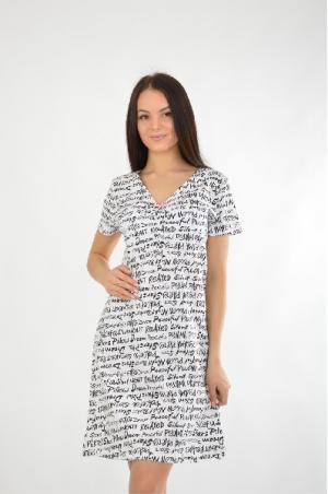 Ночная сорочка BPC. Цвет: белый