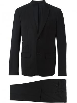 Классический костюм Jil Sander. Цвет: чёрный
