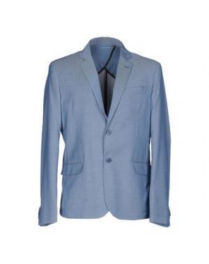 Пиджак SQUAD². Цвет: лазурный