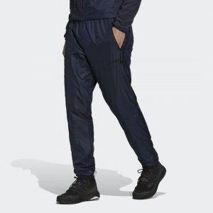 Флисовые брюки Multi Primegreen TERREX adidas. Цвет: none