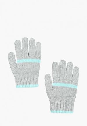 Перчатки Maxval. Цвет: серый