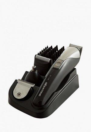 Машинка для стрижки и бритья Gezatone BP207. Цвет: черный
