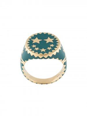 Кольцо Lazarus Vivienne Westwood. Цвет: золотистый