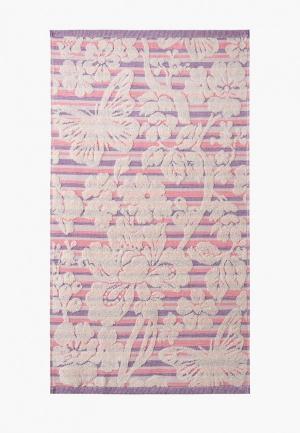 Полотенце Karna. Цвет: розовый