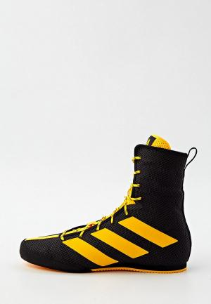 Боксерки adidas BOX HOG 3. Цвет: черный