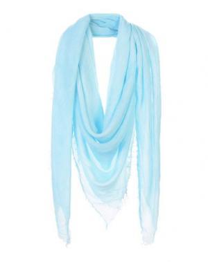 Платок FRAAS. Цвет: небесно-голубой