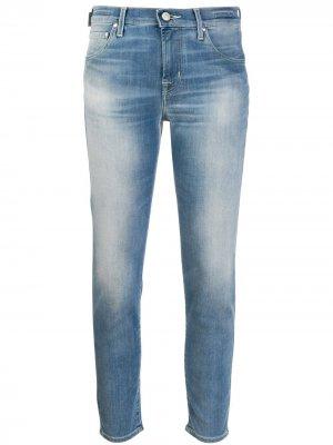 Укороченные джинсы Kimberly Jacob Cohen. Цвет: синий