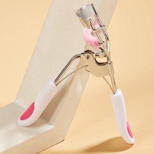 Щипцы для завивки ресниц SHEIN. Цвет: белый