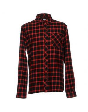 Pубашка ELEVEN PARIS. Цвет: красный
