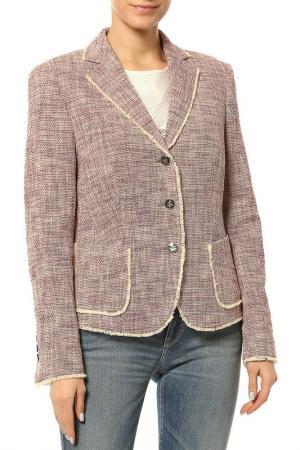Куртка Basler. Цвет: розовый