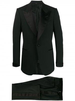 Вечерний костюм TOM FORD. Цвет: черный